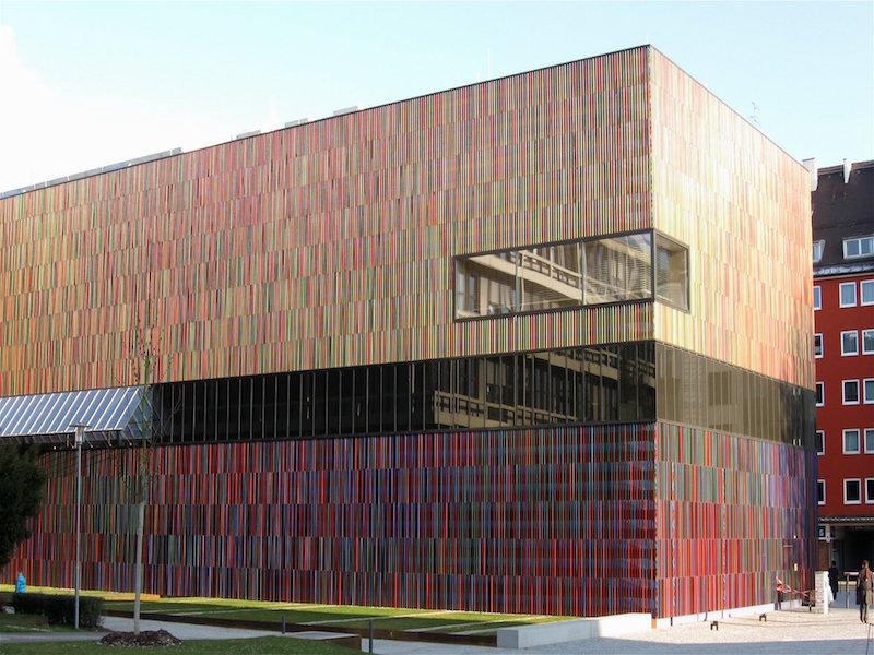 museu brandhorst- roteiro cultural por Munique