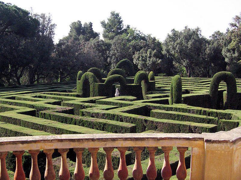Parc del Laboring d'Horta- parques de Barcelona