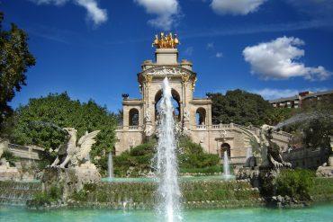 Os melhores parques de Barcelona