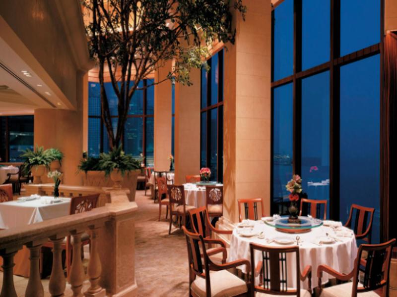 One Harbour Road- melhores restaurantes de Hong Kong