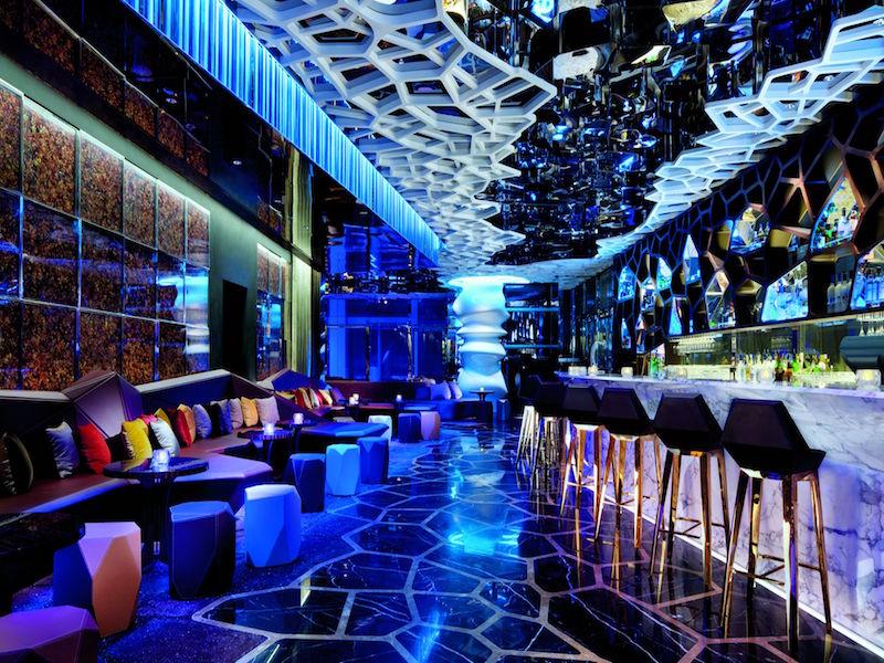 ozone bar- melhores restaurantes de Hong Kong
