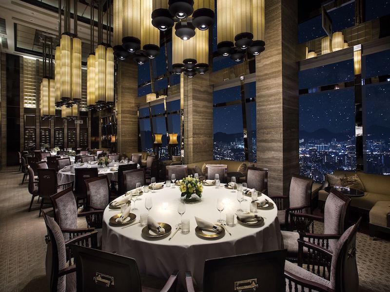 tin lung heen- melhores restaurantes de hong kong