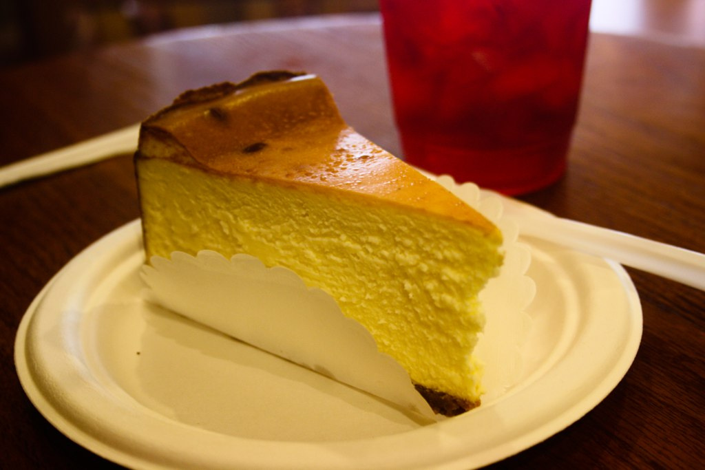 cheesecake- doces de Nova York