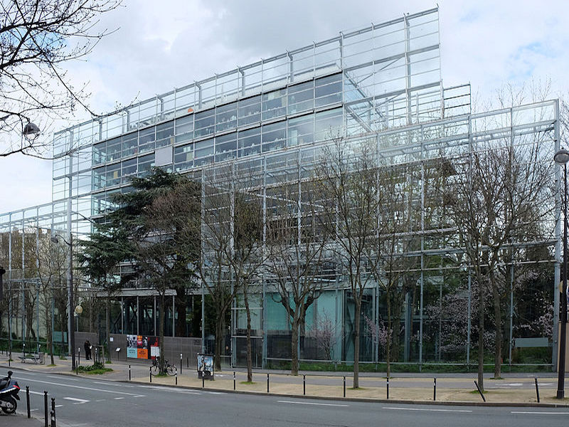 Fondation Cartier- arte moderna e contemporânea em Paris