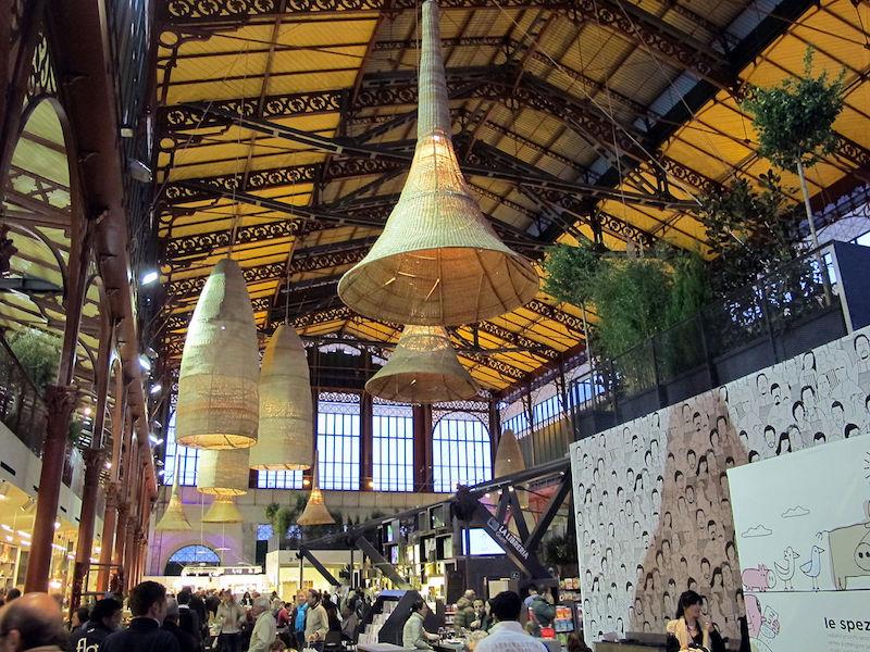 Mercato Centrale- tour gastronômico por Florença