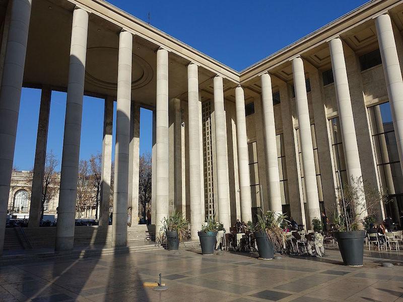 Palais de Tokyo- arte moderna e contemporânea em Paris