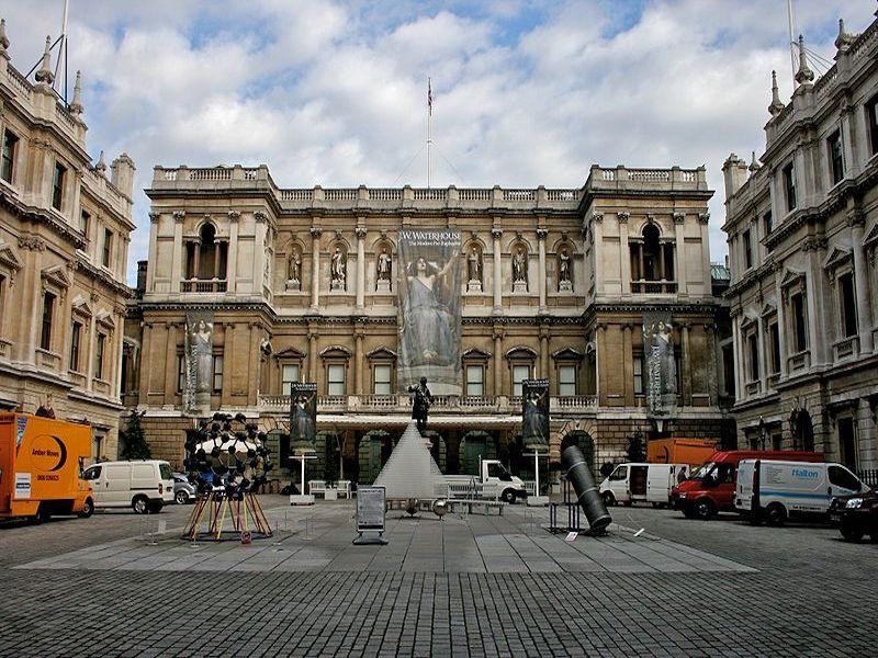galerias de arte de Londres