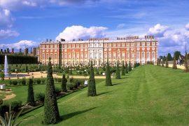 realeza britânica em Londres