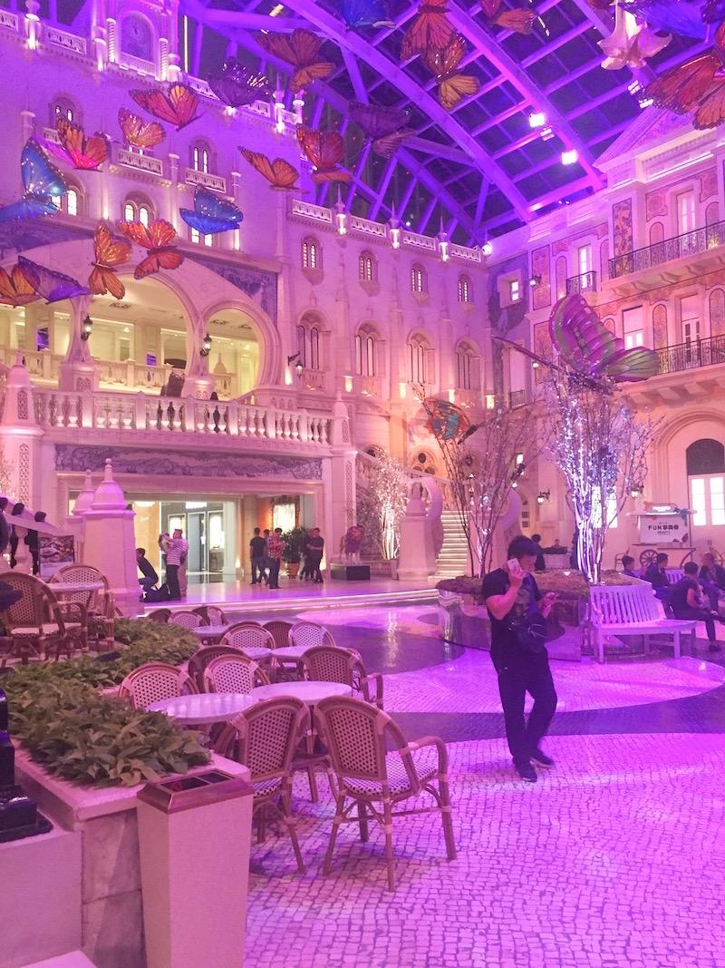cassinos de Macau