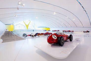 Museus de marcas de carros pelo mundo