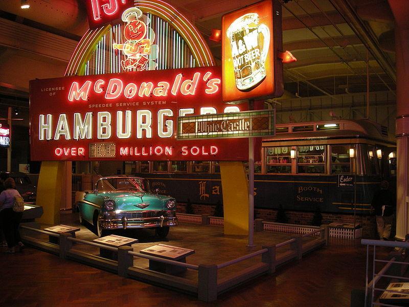 Museu Henry Ford- museus de marcas de carros.