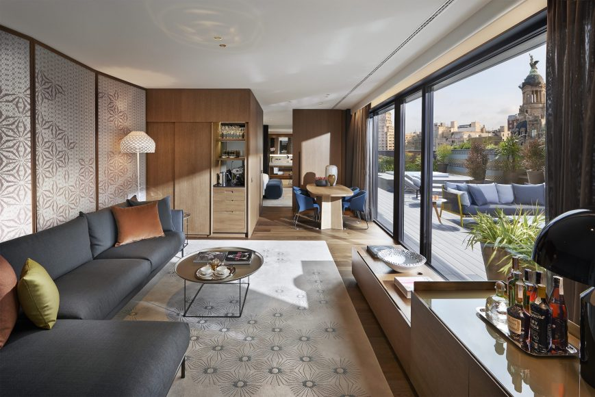 Barcelona Suite.