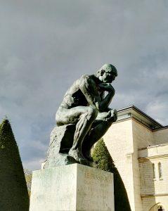musée rodin- primavera em Paris