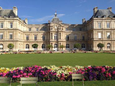 jardim de luxemburgo- primavera em Paris